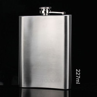 Wholesale 1pc Stainless Steel OZ Portable Flask Mini Funnel Set Easy Fill LIQOUR FlagonSet Easy