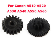 Wholesale Camera Gear For Canon A510 A520 A530 A540 A550 A560 Parts High Quality Sets D00117