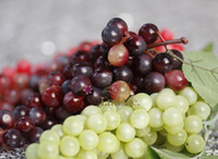 Wholesale Simulation grape high quality emulation fruit model Home decorations grape fake Photography props