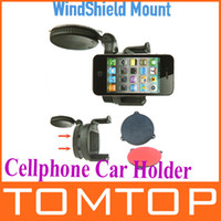 Wholesale Universal Windshield Dashboard Car Holder for Mobile Phone Cellphone iPhone GPS PSP PDA PA1330
