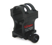 Scope Mounts & Accessories aimpoint red dot scope - Tactical MOD MK18 mm Red Dot Scope Mount Ring Fit For Aimpoint Eo tech Holographic Sights