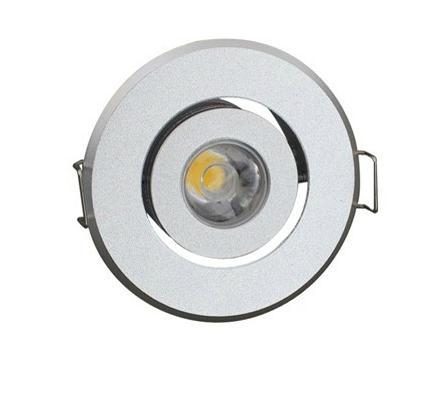 Buy ceiling light 1w warm white/cool white CE&RoHS 2 years warranty 20pieces