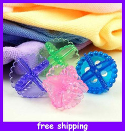 Wholesale Washing Laundry Dryer Ball Fabric Softener helper wash