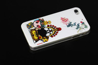 Wholesale Chinese Style phone covers for Iphone s case for Iphone Peking Opera Make ups phone case