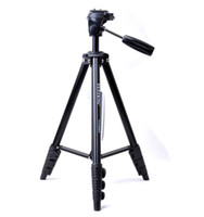 Wholesale Cheaper YUNTENG VCT RM Tripod with Damping Head for Canon D D D D Carrying Bag