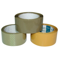 Wholesale packaging tape adhesive new bopp jumbo roll brown packing tape stretch film