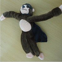 Coffee fly mask - Flying toy Screaming Slingshot Monkey Flying Screaming Monkey with Cape Mask