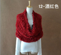 Wholesale NEW Soft Cuddly Magic Scarf magic multiple scarf shawl