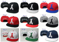 Embroidered snap back hats - 10pc Tha Alumni Snapback Hats Snapbacks HIP HOP Snap Back Discount Cheap Price Free Ship