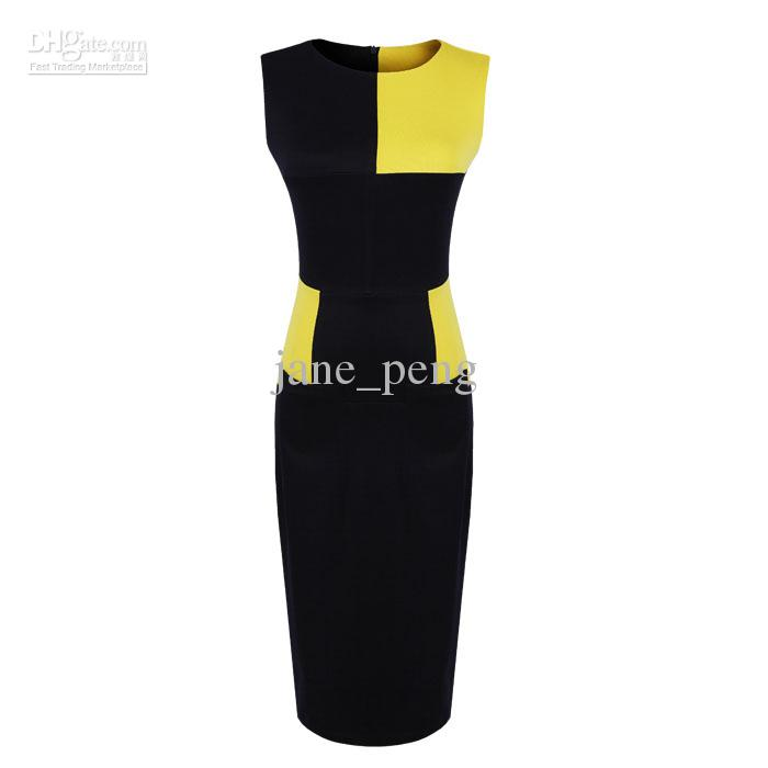 Color Block Dresses Plus Size Plus Size Tank Dresses