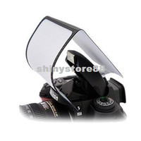 Wholesale Universal Soft box Screen Pop Up Flash Diffuser For Canon Nikon Pentax Olympus Sony