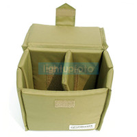 Wholesale Folding Partition Padded Camera Bag Insert DSLR Divider Protection Case A PCAP7LC