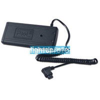 Wholesale Pixel TD Flash Power Battery Pack for Canon EXII EX580 Ex550 MR EX MT EX PFATD