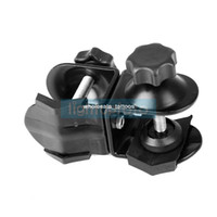 Wholesale Universal Photo Quick Release Screw Double C Clamp for Boom Arm amp Light Stand PSA7D