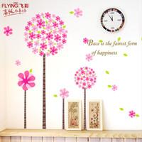 PVC art pandora - Pandora tree romantic Removable wall sticker bedroom living room TV background wall sticker