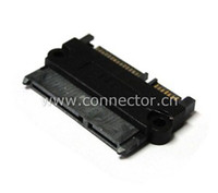 Wholesale SATA P Male to SATA Female Convertor Adapter