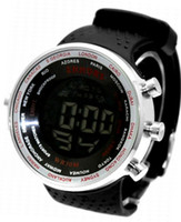 Wholesale DW362B Chronograph Alarm BackLight Dark Gray Bezel Boy Girl Casual Digital Watch