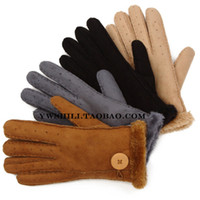 Wholesale new style woman gloves winter warm gloves many colors for you choose with high quality cheap price