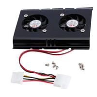 Wholesale Black SATA IDE Hard Disk Drive Fan Cooler