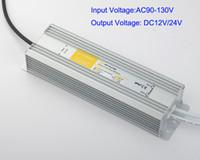 Wholesale Input Voltage AC90 V v W DC12V V waterproof LED Transformer LED driver LED power supply