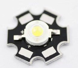 Wholesale high power W LED Lamp bead V V Forward Voltage ma lm K with heatsink