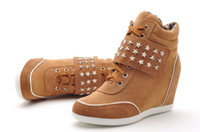 Wholesale Mo Lei Kou Lei casual shoes women increased within Korea purchasing platform shoes stealth increased