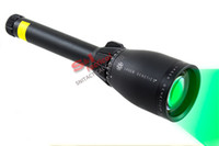 Wholesale LASER GENETICS ND3X50 Long Distance Green Laser Designator w Adjustable Scope Mount