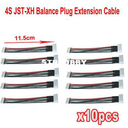 Wholesale 10pcs x JST JST XH S Balance Wire Splitter Adapter V