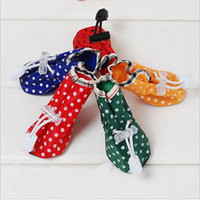 Wholesale New Arrival Pet Dog Fashion Shoes Candy Color Pet Comfortable Boots set