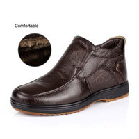 Wholesale Hot sale New Men s brand Winter fashion Casual High quality add flocking Warm shoes