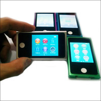 Wholesale HK GB GB GB th Gen MP3 MP4 Player Digital Player inch Touch Screen MP3 Songs Video FM Record