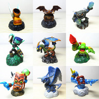 Wholesale Skylanders Spyro Adventure Pack loose Characters just toy Figures Doll Toys