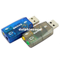 Wholesale USB D external sound card