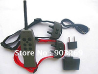 Wholesale 1PC Waterproof Level Static Shock Remote Control Dog Training Collar X or For Dog