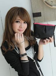 Wholesale Cosmetic Bag Womens Tote Handbag fashion style tote beautiful bags clolors B0007