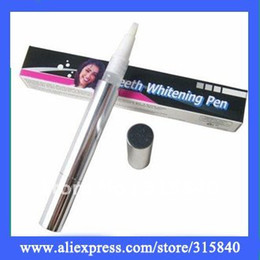 Wholesale 5pcs Teeth whitening pen ml dental care carbamide peroxide MTV07
