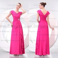 Wholesale Fuschia Bridesmaid Dresses - Buy Cheap Fuschia ...
