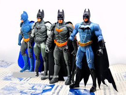 "5"" colorful Batman Action Figure Toy"