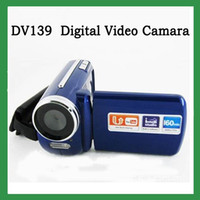 Wholesale DV139 video digital camera Max MP quot TFT LCD LED Flash Light camcorder blu