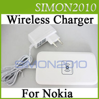 Wholesale QI marked Wireless Charger Charaging Pad Wall Adapter Cable for Nokia Lumia Xmas gift
