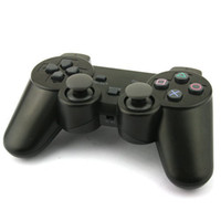 For PS3 Wireless Controller . New 3 in 1 2.4GHz Wireless Bluetooth 6 SIXAXIS game Controller For PS2 PS3 PC Free shipping