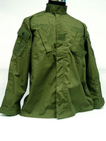 Wholesale USMC US Army Olive Drab OD BDU Uniform Shirt Pants Hunting Suits Hunting Sets