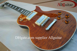 Wholesale custom Limited Edition R9 Tiger Electric Guitar Musical Instruments A5698
