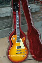 Custom shop guitar standard 1959 Reissue VOS Honey burst electric guitar Musical Instruments