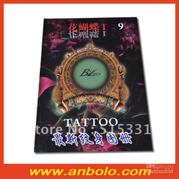 Wholesale 2012 New Tattoo Book Flower Butterfly I9 by Chinese Tattoo Artist