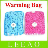 Wholesale 20pcs Electricity Warm Bag Electric Heater ElectrinalHot water Bottle Warmer Warming Baby