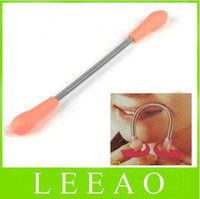 Wholesale 450pcs Fashion Face Facial Hair Spring Remover Removal Threading Tool Stick Epilator Epistick