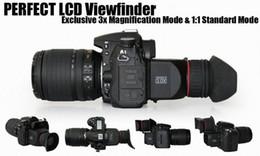 Wholesale 3 quot LCD Viewfinder for D Mark II D D D D Profession viewfinder
