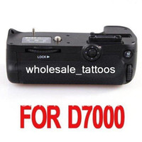Wholesale Battery Grip For Nikon D7000 Camera EN EL15 MB D11