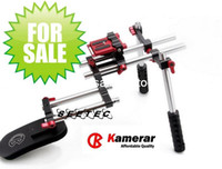 Wholesale Professional Kamera dslr rig bracket stabilizer camera kit DSLR video shoulder pad Photography Acces